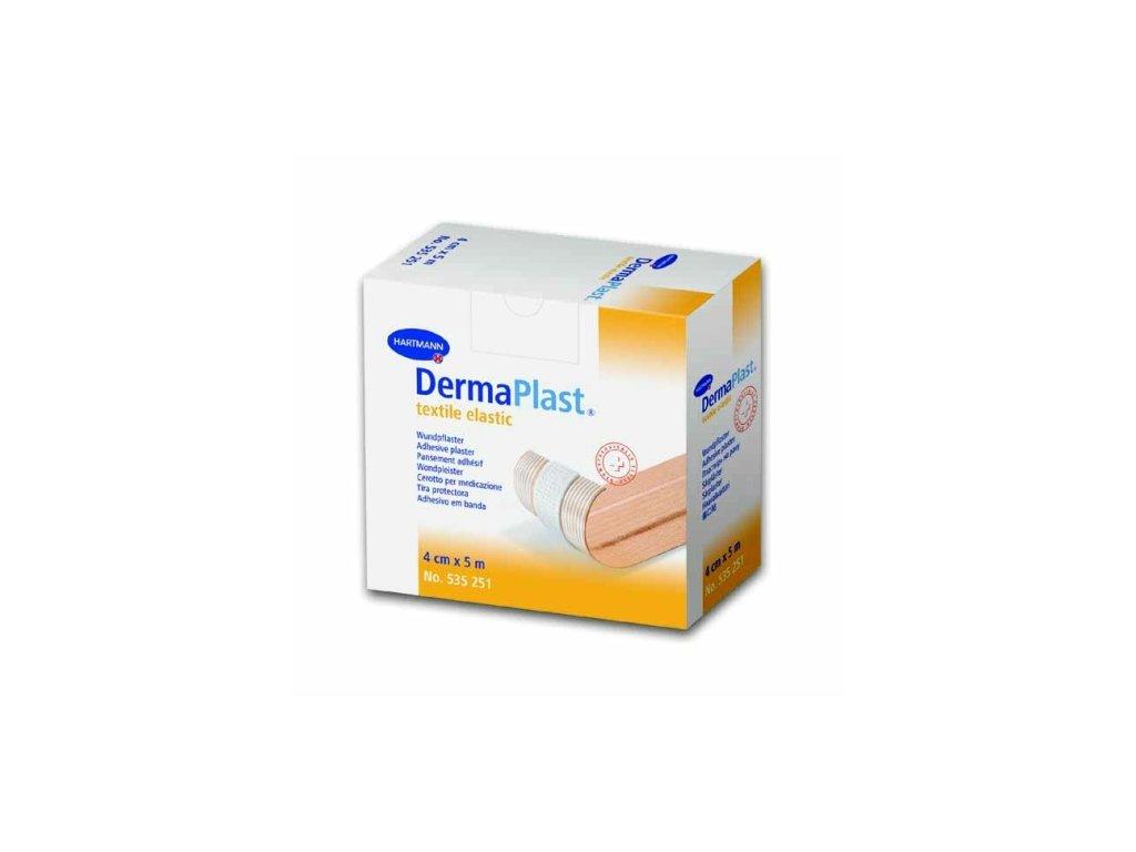 DermaPlast textile elastic (varianta 8 cm x 5 m)