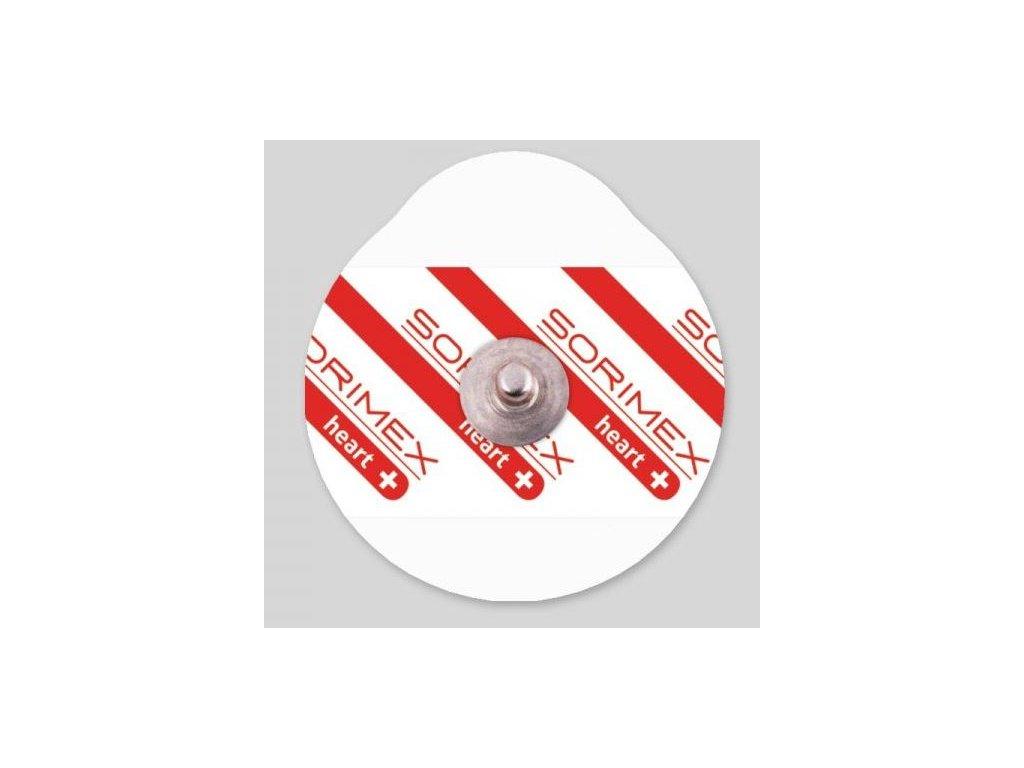 Elektroda jednorázová lepící 45 x 42 mm (50 ks)