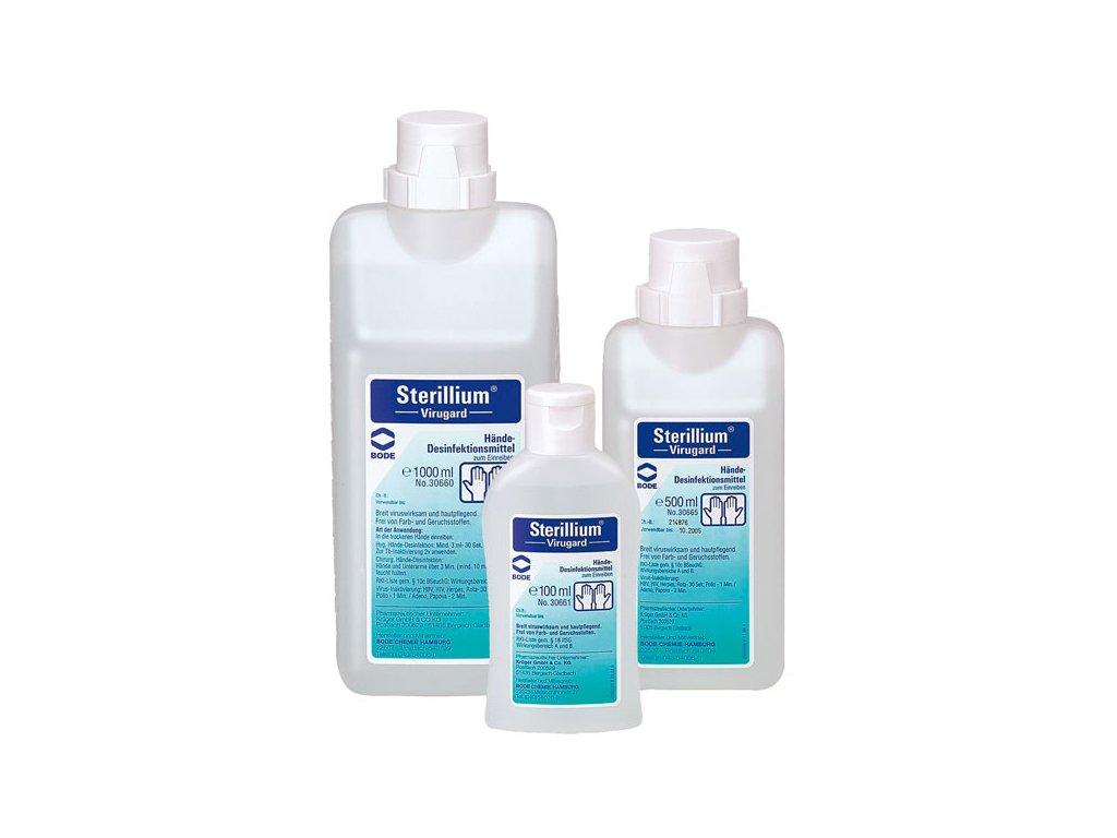 Sterillium Virugard (varianta 100 ml)