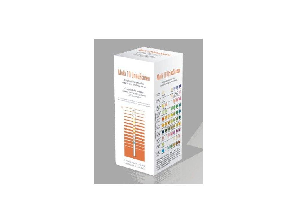 Testovací proužky UrineScreen (varianta Multi 5 Urinescreen (100 ks))