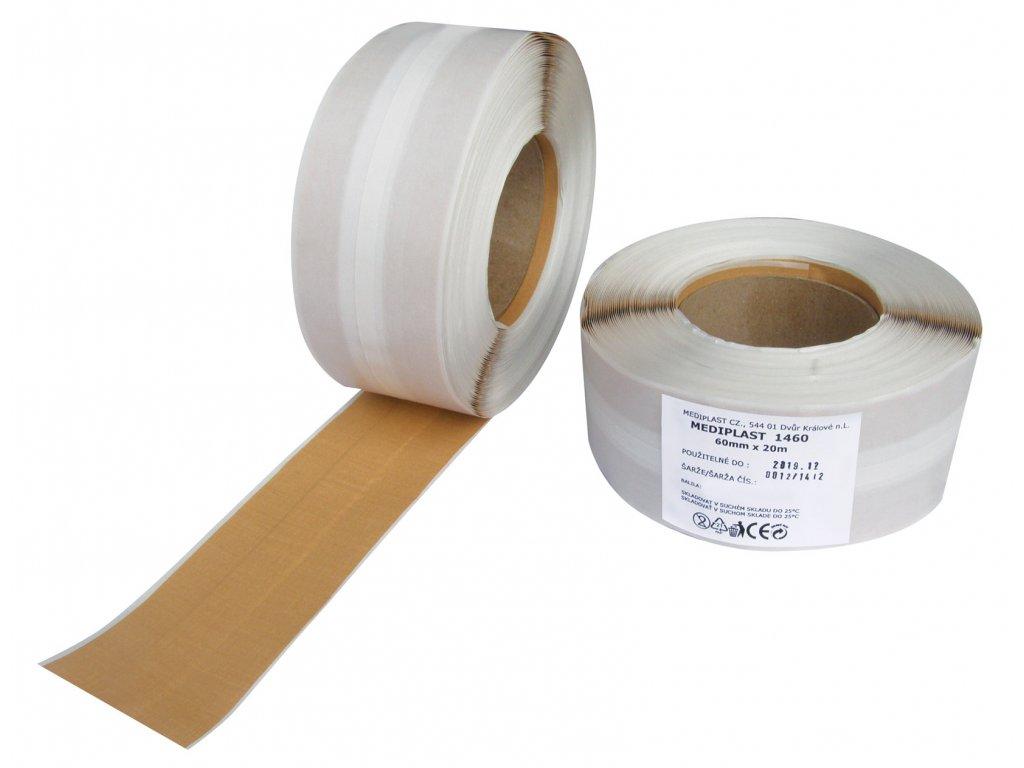 Textilní náplast s polštářkem 6 cm x 20 m