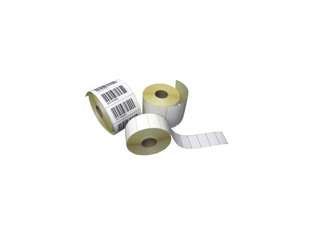 Etiketa - štítek na kotouči (varianta 50 x 30 mm, 3000 ks)