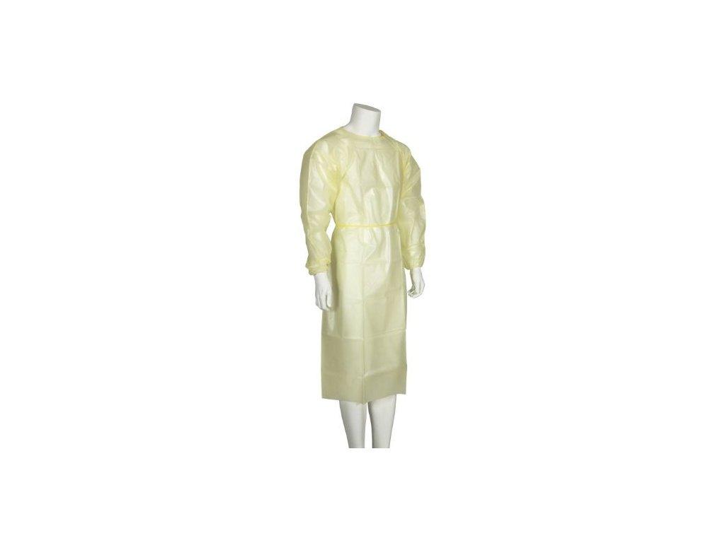Zdravotnický plášť pro návštěvy (10 ks)