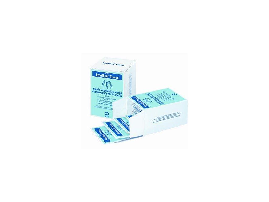 dezinfekční ubrousky Sterillium Tissue