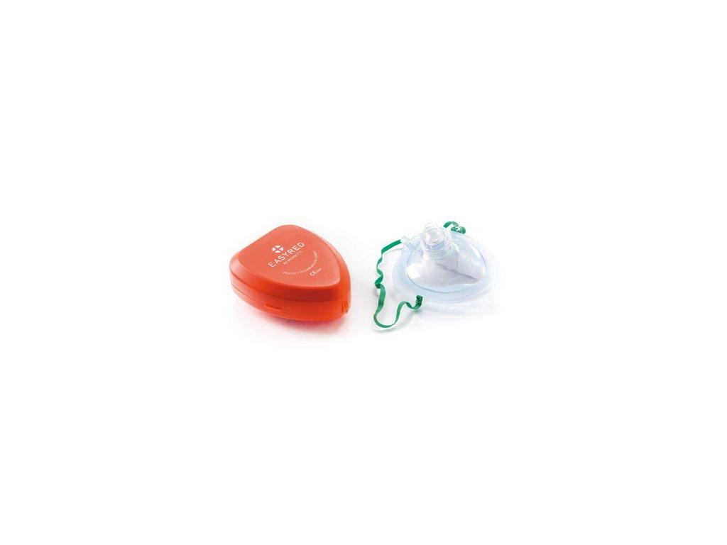 Maska resuscitační v pouzdře