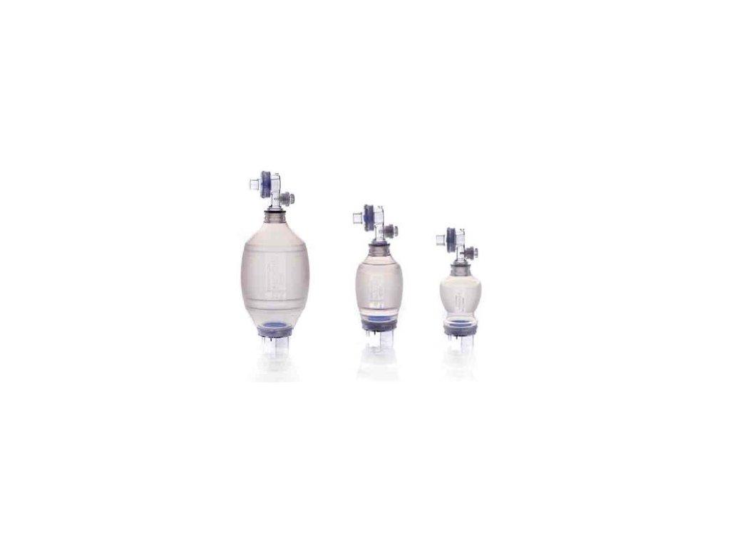 Vak resuscitační silikonový Easyred (varianta 320 ml)
