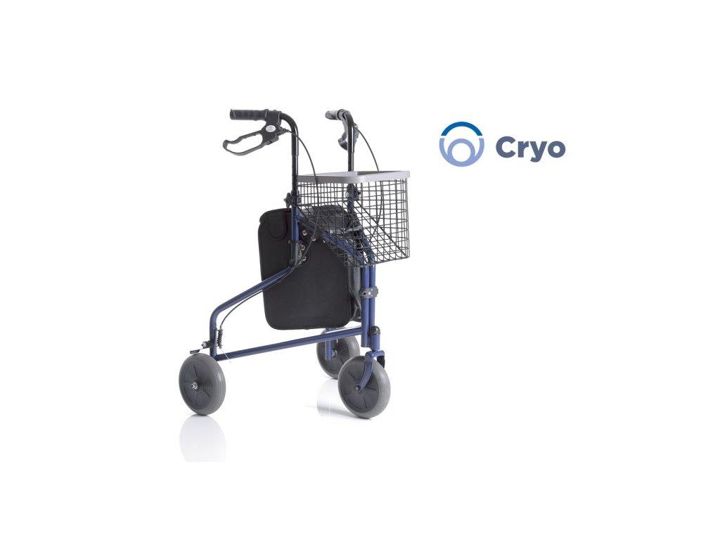 Chodítko tříkolové Cryo
