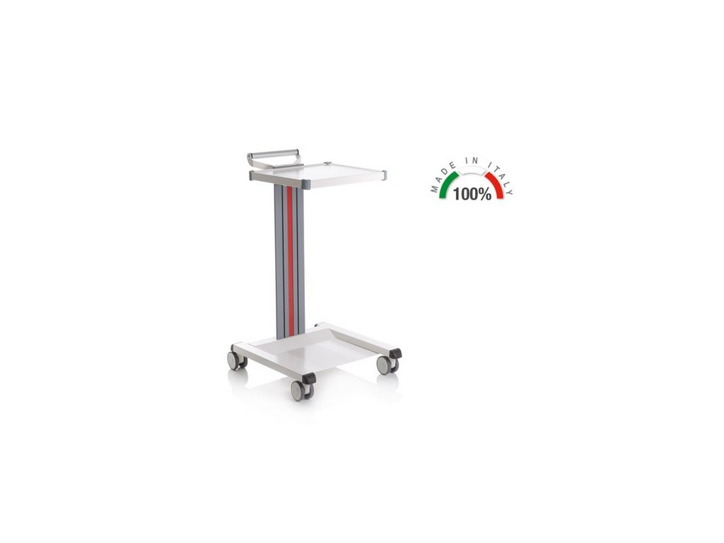 Vozík - stolek pojízdný CI115 (varianta šedý)