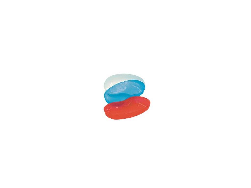 Miska emitní barevná (varianta červená)