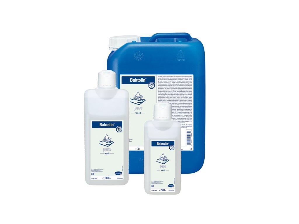 Mýdlo Baktolin pure 500 ml