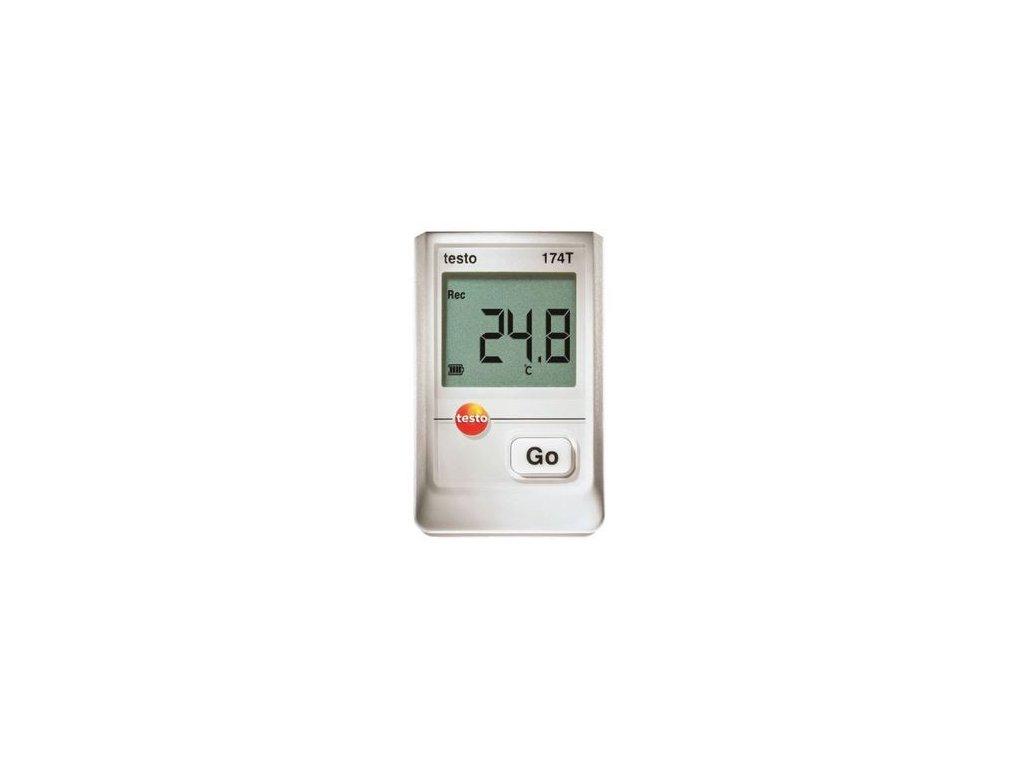 Teploměr záznamník teplot min-max (varianta testo 174T)