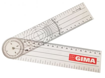 Goniometr plastový GIMA
