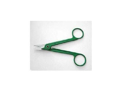 Nůžky jednorázové (varianta sterilní hrotnaté 11 cm)