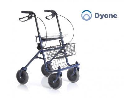 Chodítko čtyřkolové Dyone
