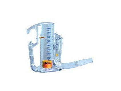 Spirometr nádechový DHD Coach 2 (varianta DHD Coach2 4000)