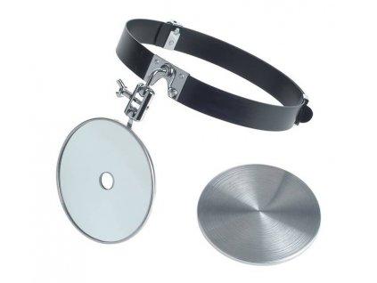 Vyšetřovací čelní zrcadlo 90 mm Riester
