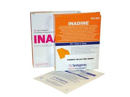 INADINE (varianta 5 x 5 cm - 5 ks v balení)