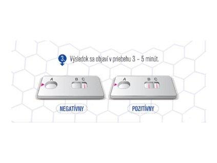 Test na stanovení hemoglobinu ve stolici (varianta náhradní zkumavka k vyšetření FOB)
