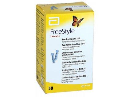 lanceta freeStyle