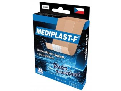 Náplast voděodolná Mediplast