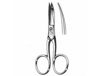 Nůžky na nehty CM