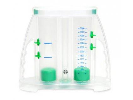 Dechová pomůcka Respi (varianta zelený - 5000 ml)