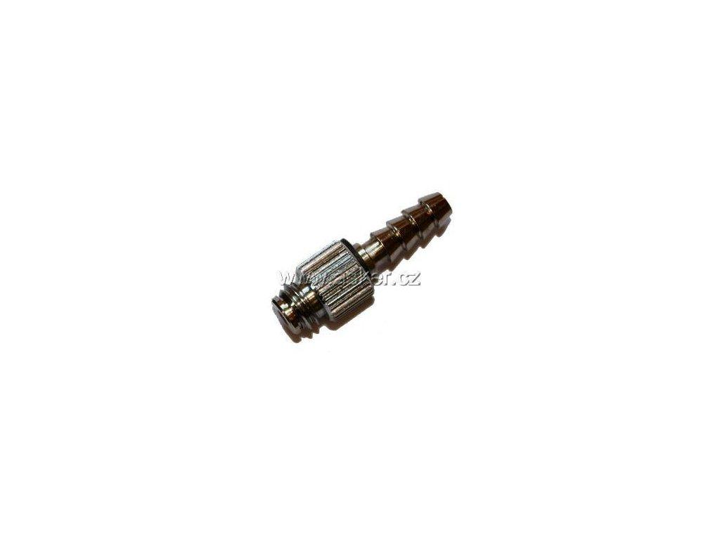 Konektor hadice Riester (varianta vnitřní závit)