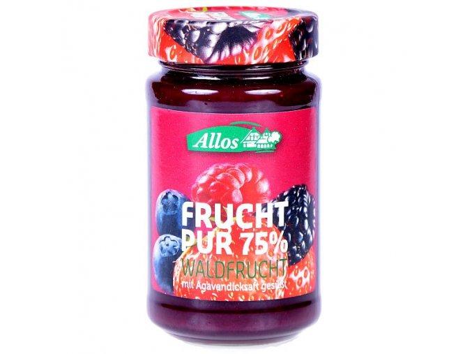 Džem lesní ovoce Allos BIO 250g