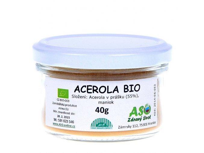Acerola BIO, 40g
