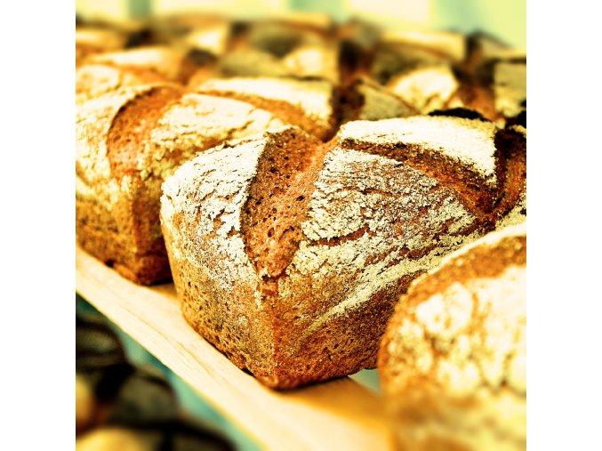 Celožitný chléb bez droždí Bio 700g