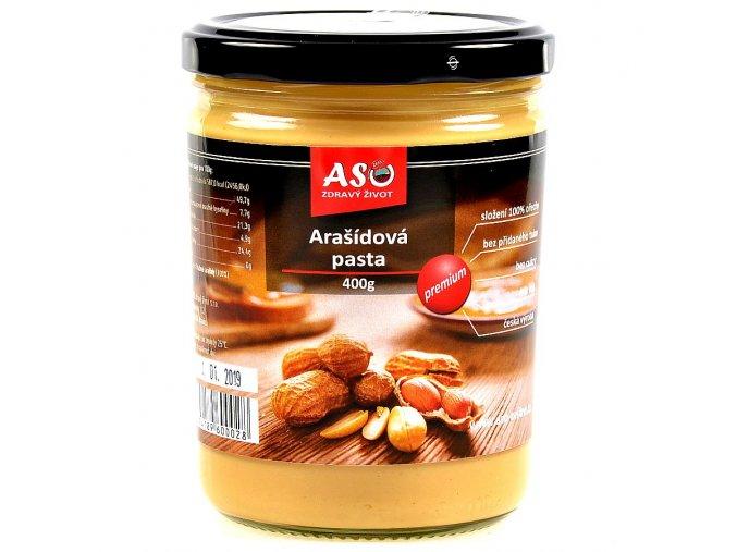 Arašídová pasta 400g