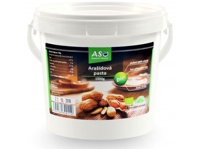 Arašídová pasta BIO 1kg