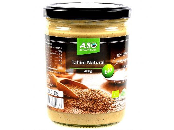 Tahini natural BIO 400g