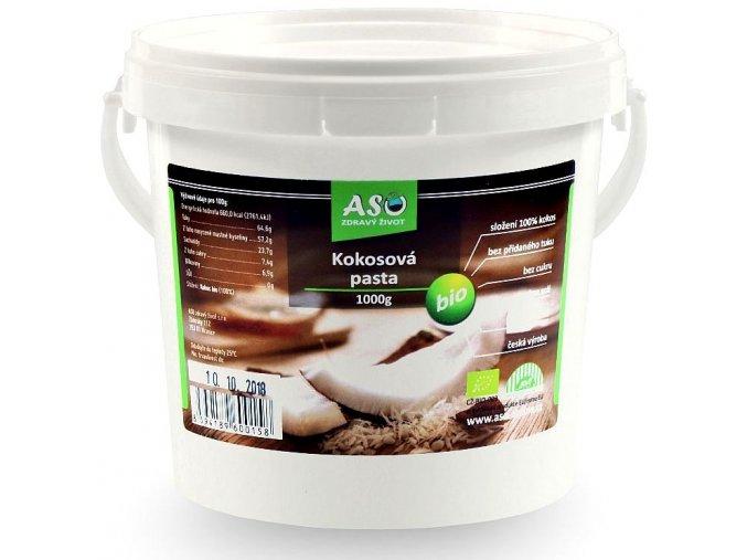 Kokosová pasta BIO 1kg