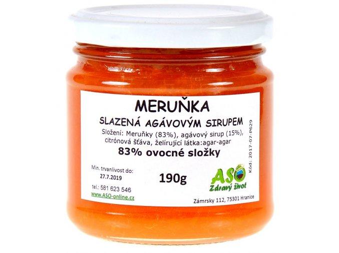Meruňka speciál 190g