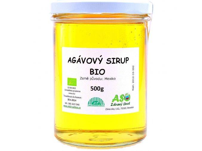 Agávový sirup Bio 500g