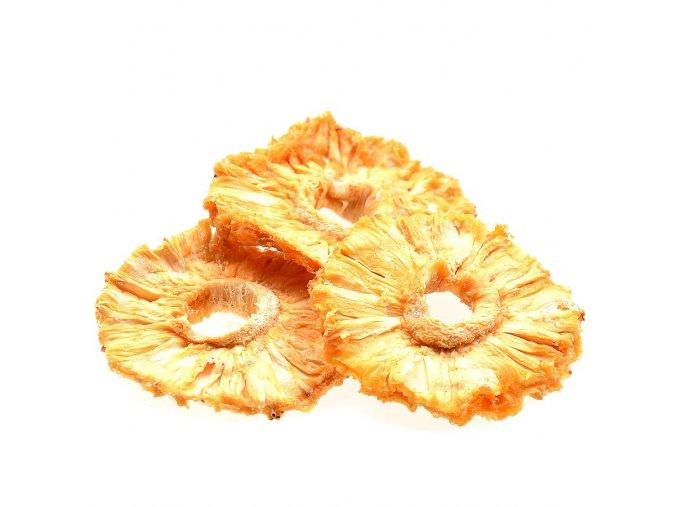 Ananas sušený bez cukru 100g