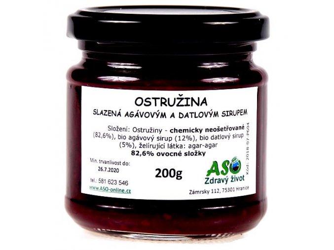 Ostruzina datlovy sirup ready
