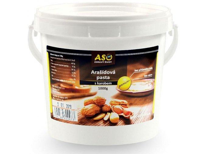 Arasidova pasta s karobem 1kg r