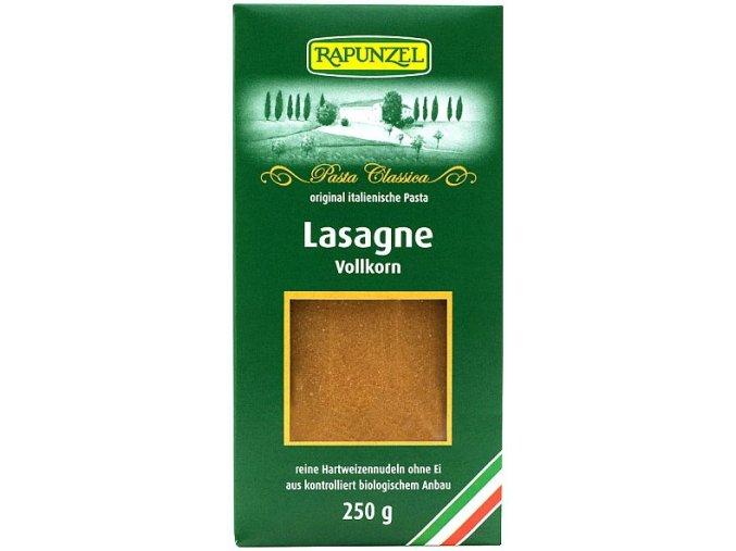 Lasagne Rapunzel ready