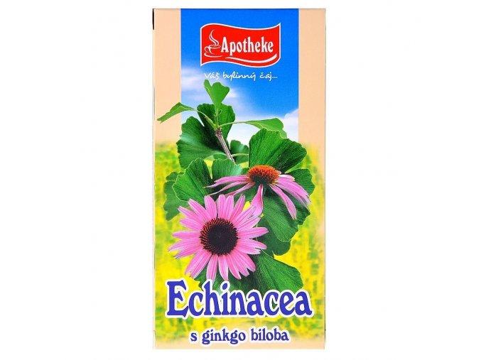 Apotheke Echinacea s ginkgo bilobou