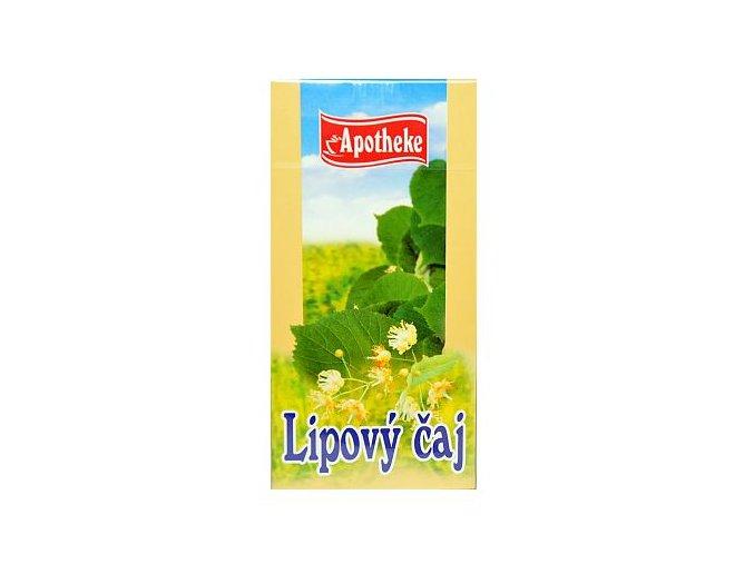 Apotheke Lipový čaj 20x1,5g