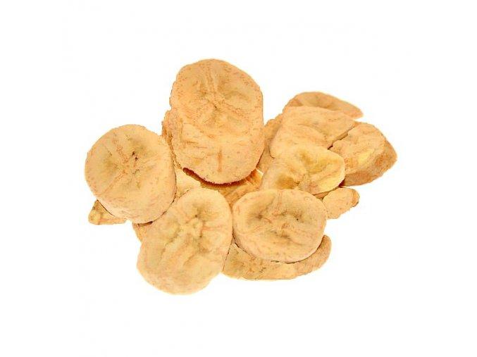 Banán lyofilizovaný bio - plátky 35g