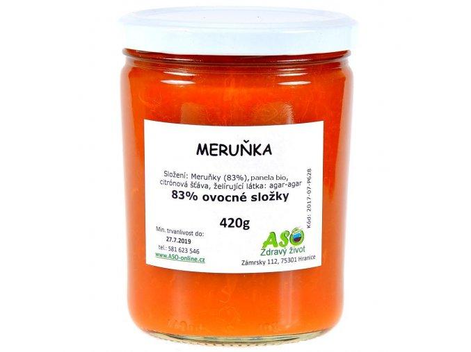 Meruňka 420g