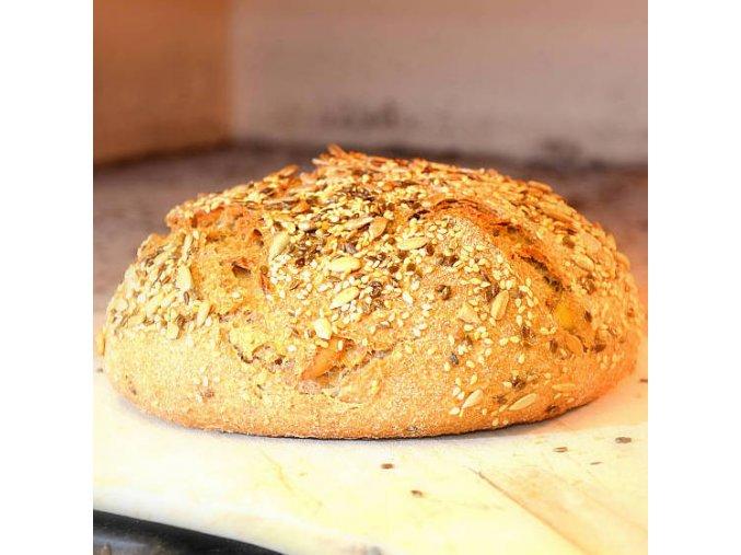 Mandlový chléb 600g