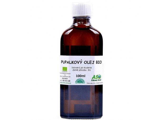 Pupálkový olej Bio 100 ml