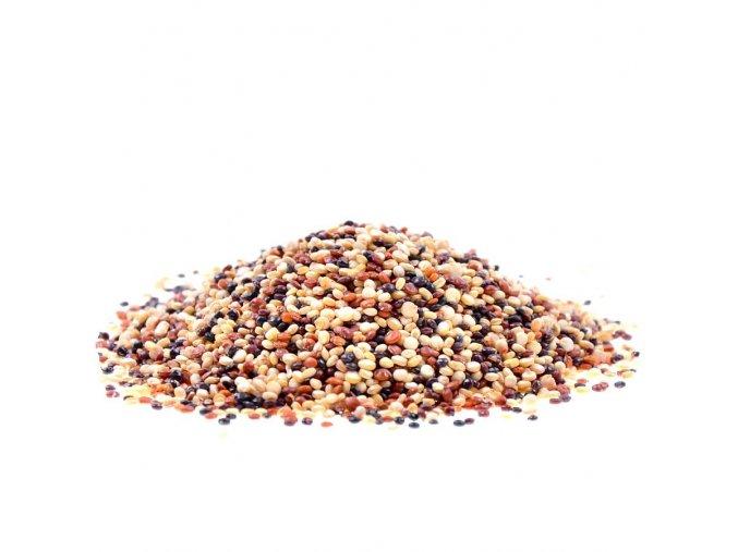 Quinoa  barevná mix BIO, 1kg