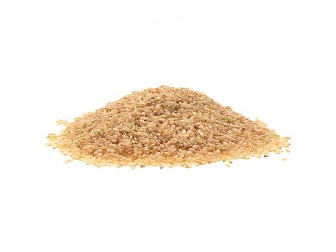 Rýže kulatozrnná natural Bio 500g