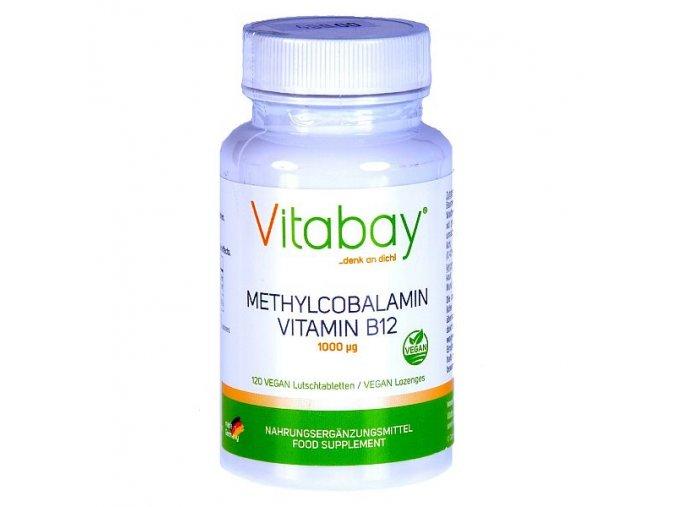 Vitamin B12 (1000mcg) tbl.120