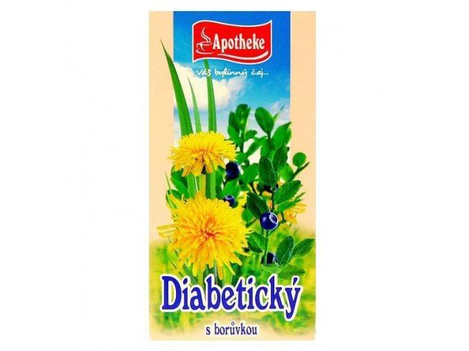 Apotheke Čaj diabetický